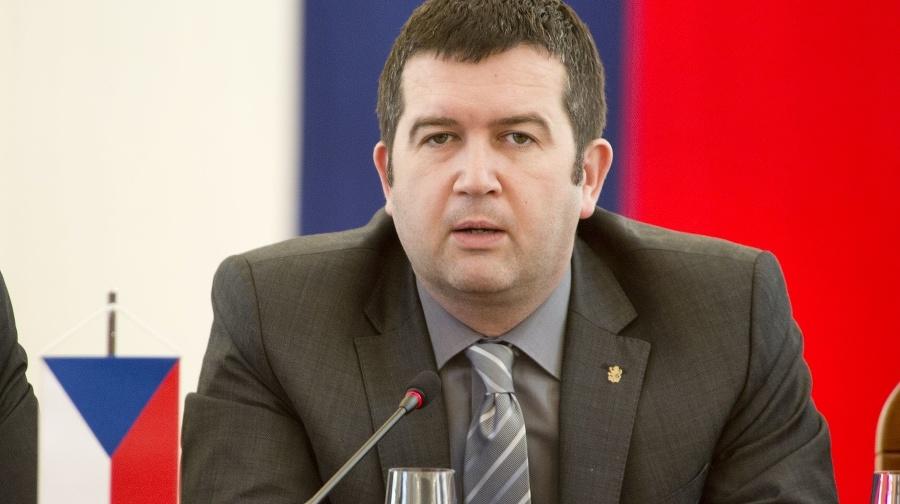 Minister vnútra ČR Jan