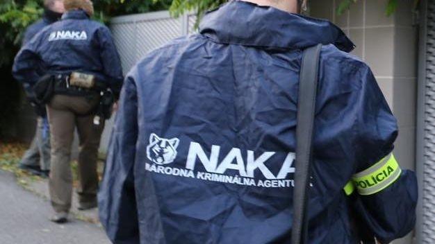 NAKA zadržala bývalého funkcionára
