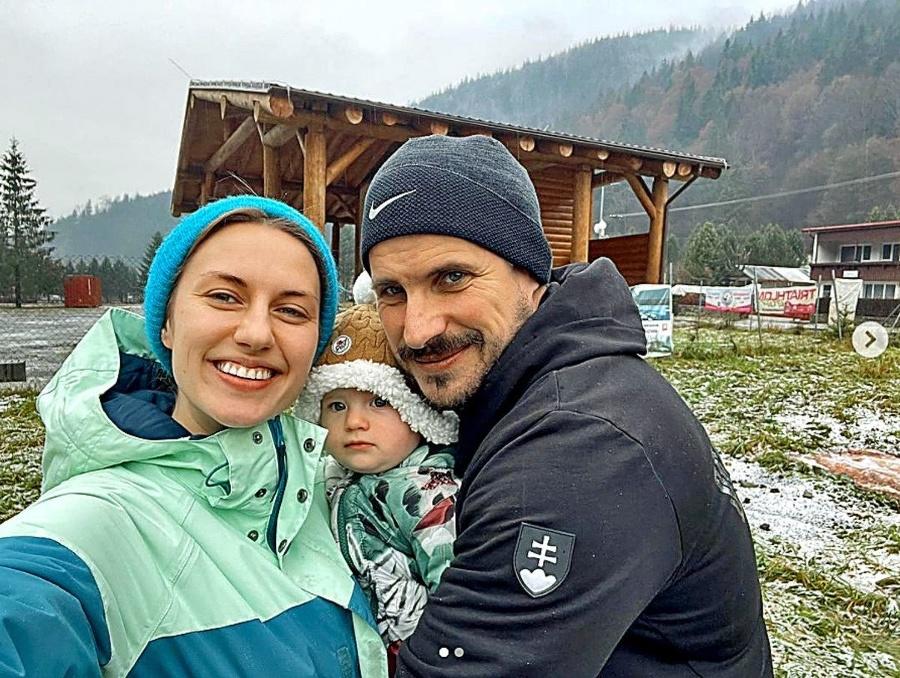 Rodinka: Dvojica miluje výlety