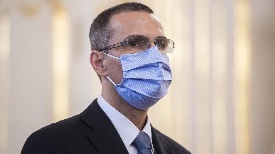 Nový generálny prokurátor Maroš