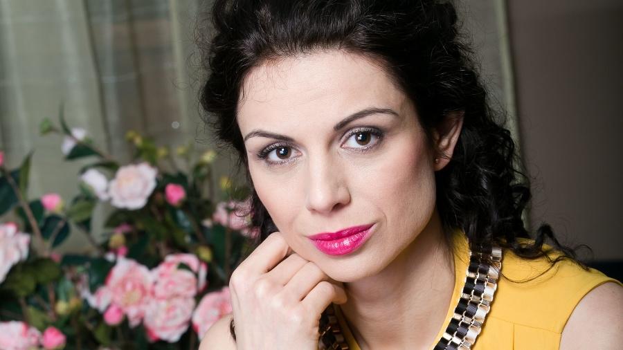 Herečka Kristína Turjanová