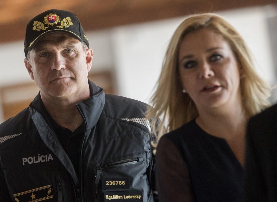 Policajný exprezident Milan Lučanský