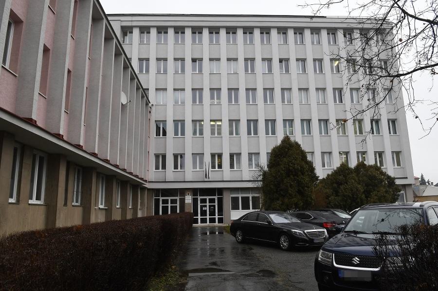 Krajská prokuratúra v Prešove.