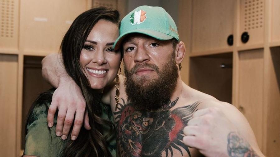 McGregor oznámil zásnuby s