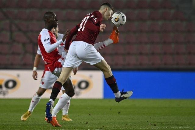 Slavia Praha zvíťazila v