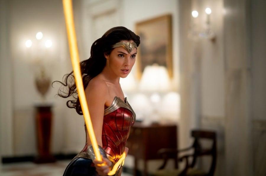 Rolu Wonder Woman  si zahrala v troch fi lmoch.