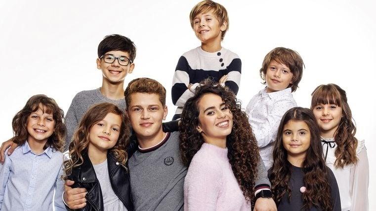 Detskí herci z obľúbených