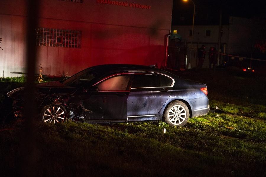 Boris Kollár mal autonehodu.