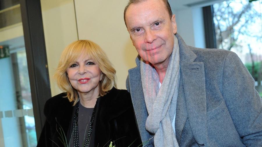 Hana Zagorová s manželom