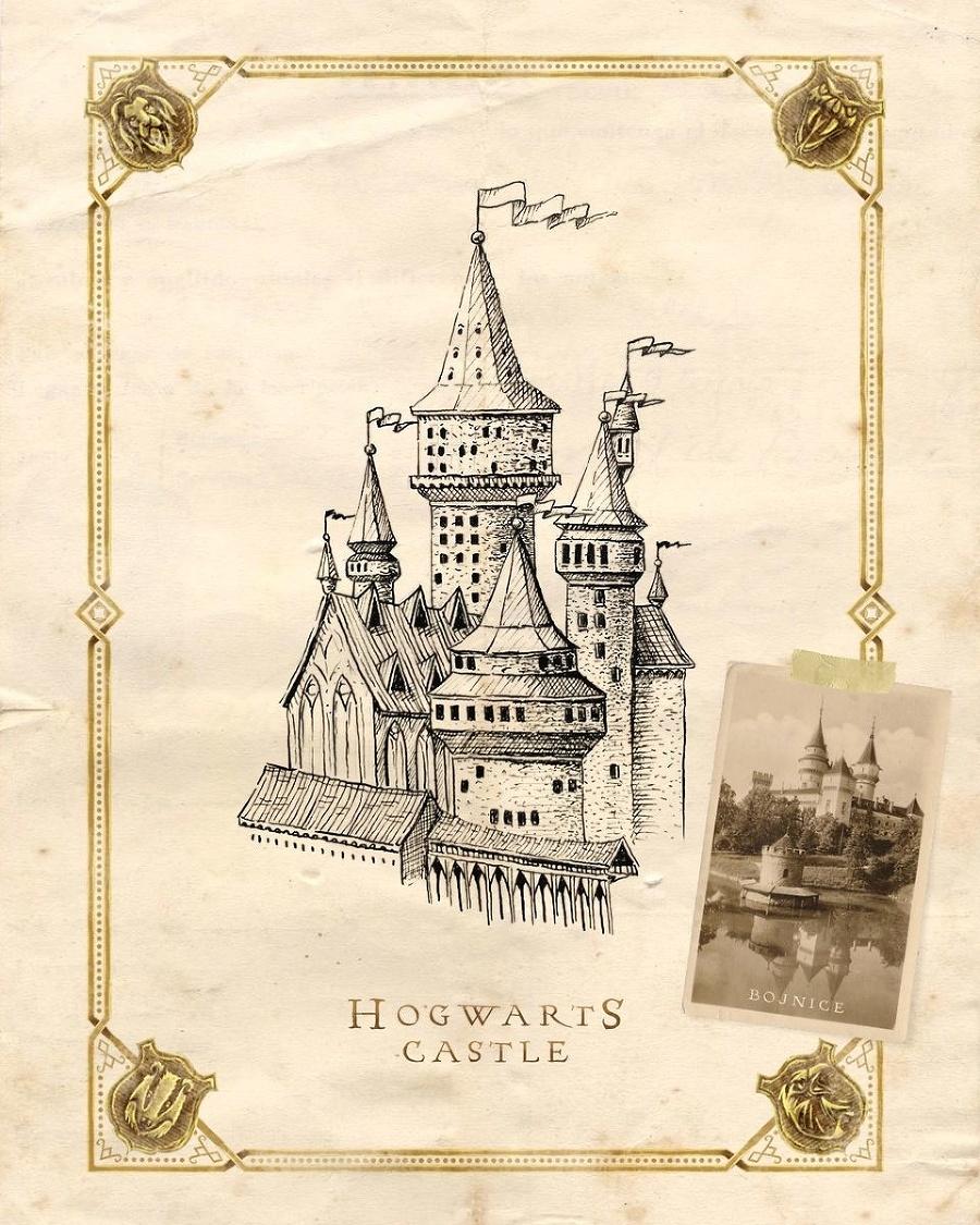 Čarodejnícka škola: Rokfort je