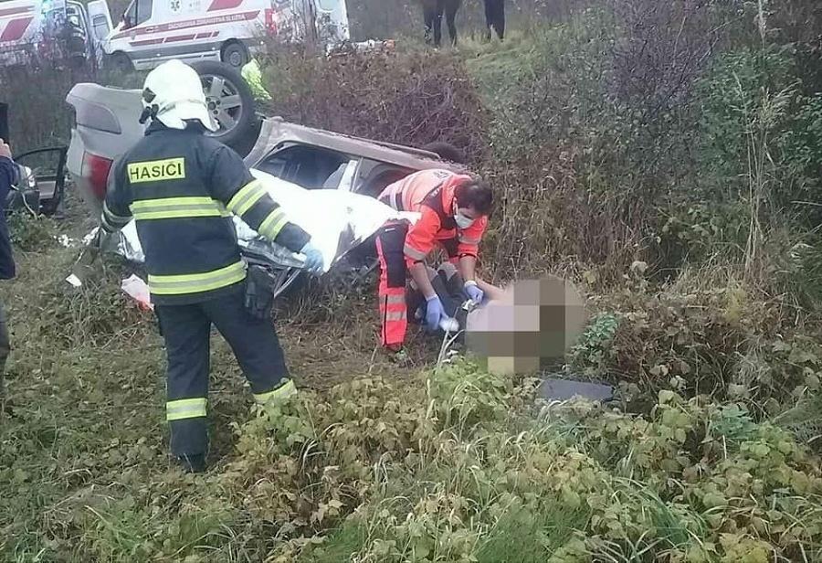Následkom nehody utrpelo 6