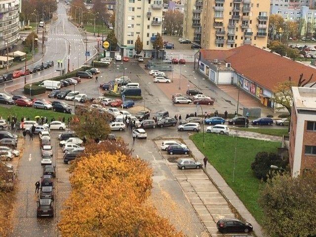 Bratislava, Baltká ulica