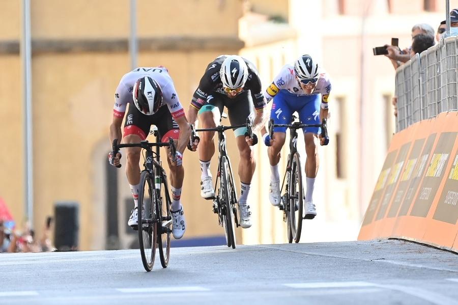Taliansky cyklista Diego Ulissi