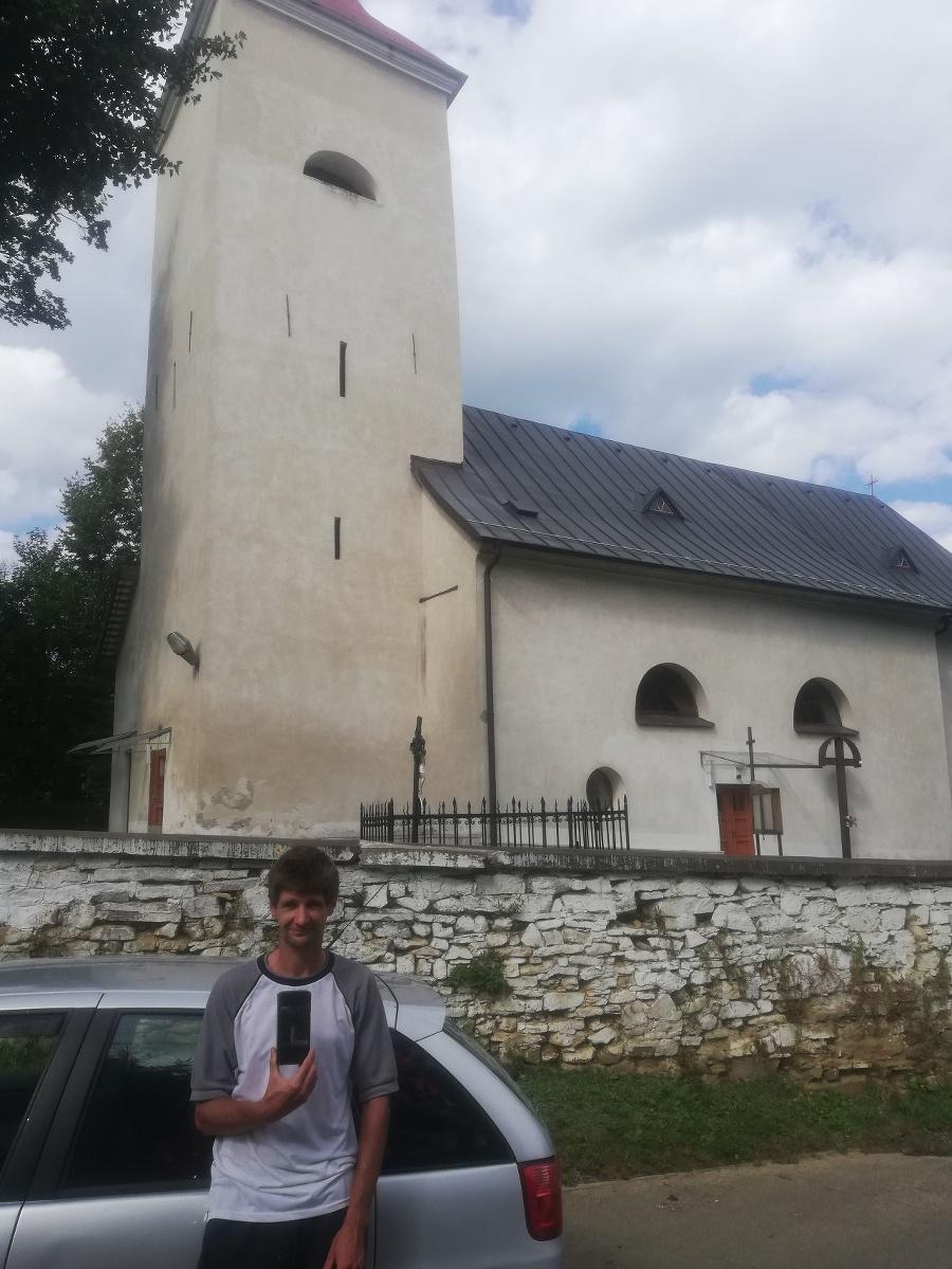Ľubomír Šefčík (31) pri