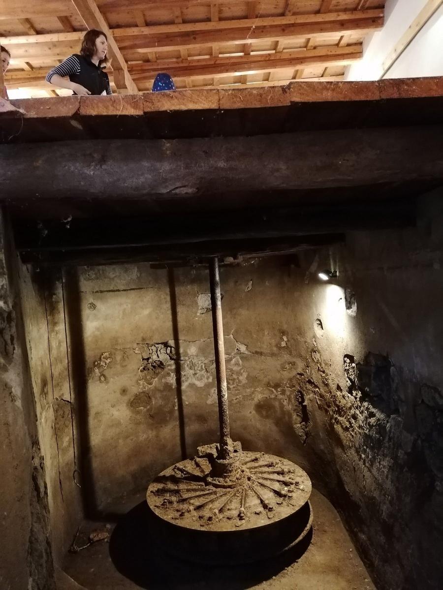 Vodný mlyn vo Veľkých