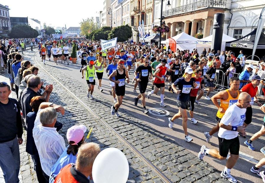 Košický maratón, ktorý je