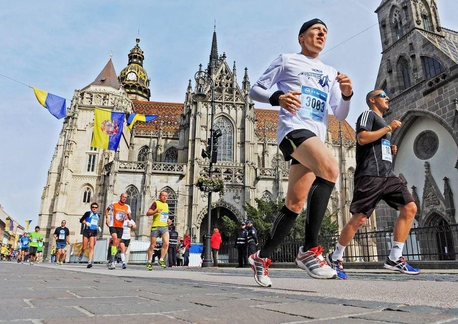 Ak sa maratón podarí