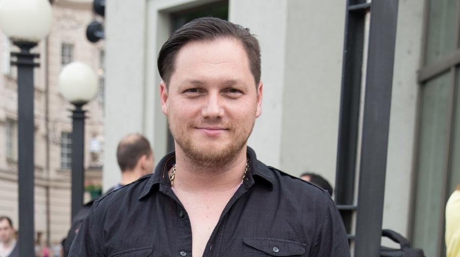 Spevák Igor Kmeťo ml.
