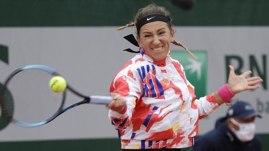 Bieloruskú tenistku Victoriu Azarenkovú