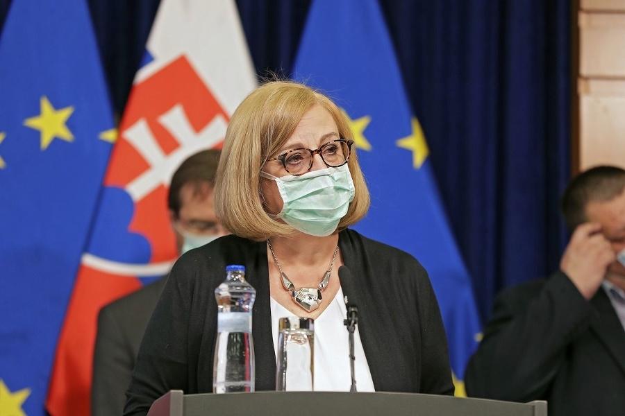 Zuzana Krištúfková, epidemiologička, Slovenská