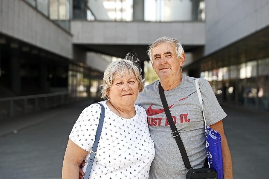 Alžbeta (71) a Štefan