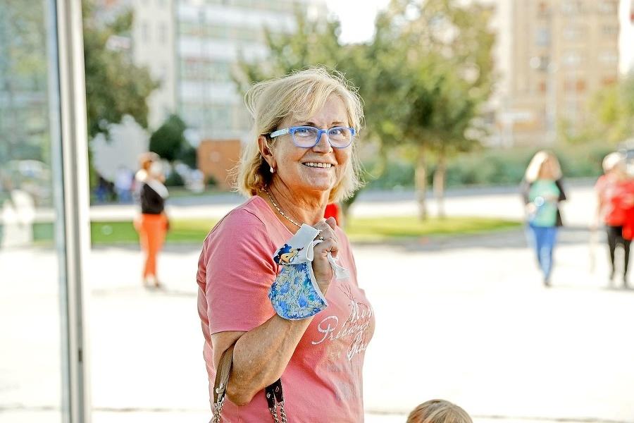 Anna (65), Bratislava
