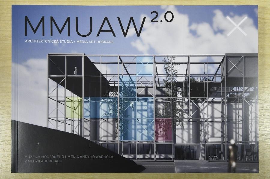 Vizualizácia Múzea moderného umenia