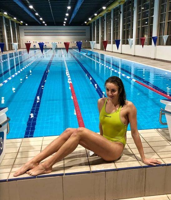 Elena Krawzowá (26) je
