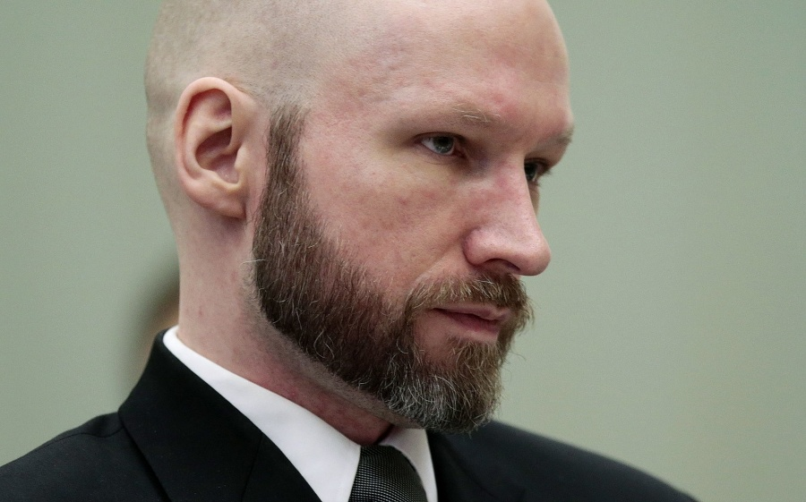Breivik zabil v roku
