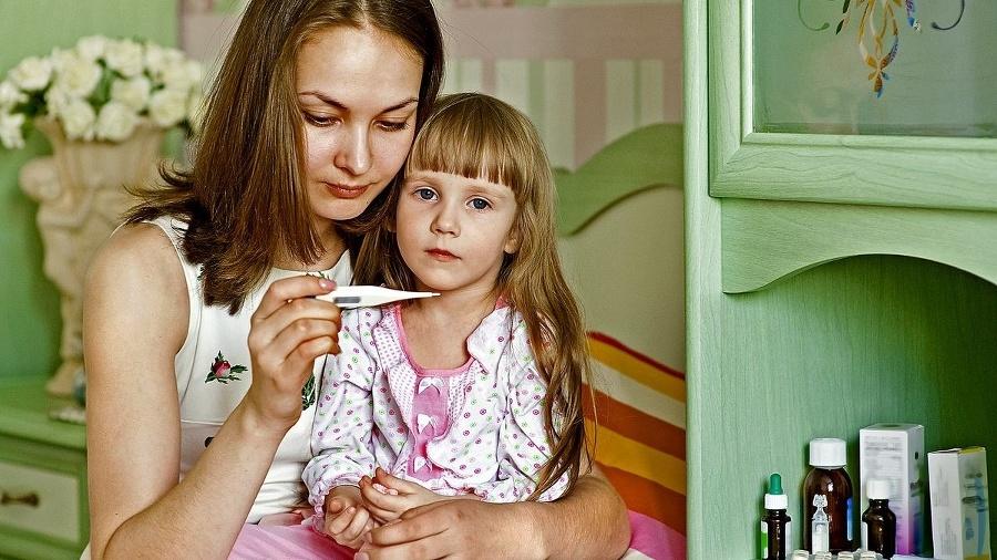 Korona u malých detí