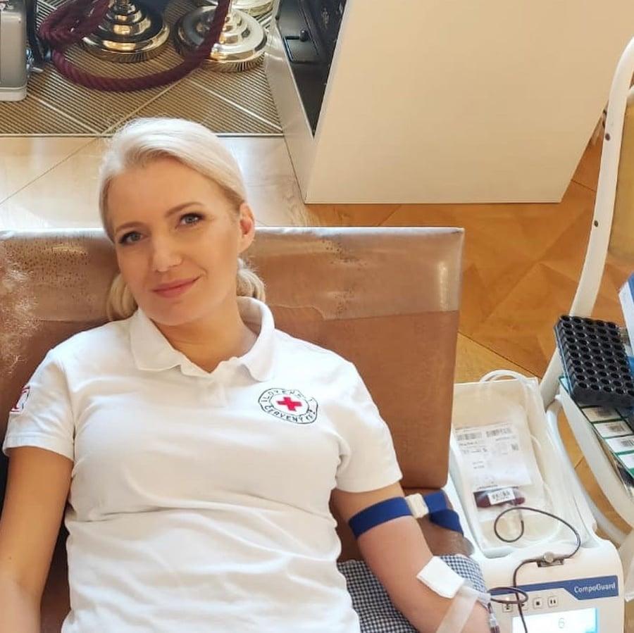 Aneta Parišková.