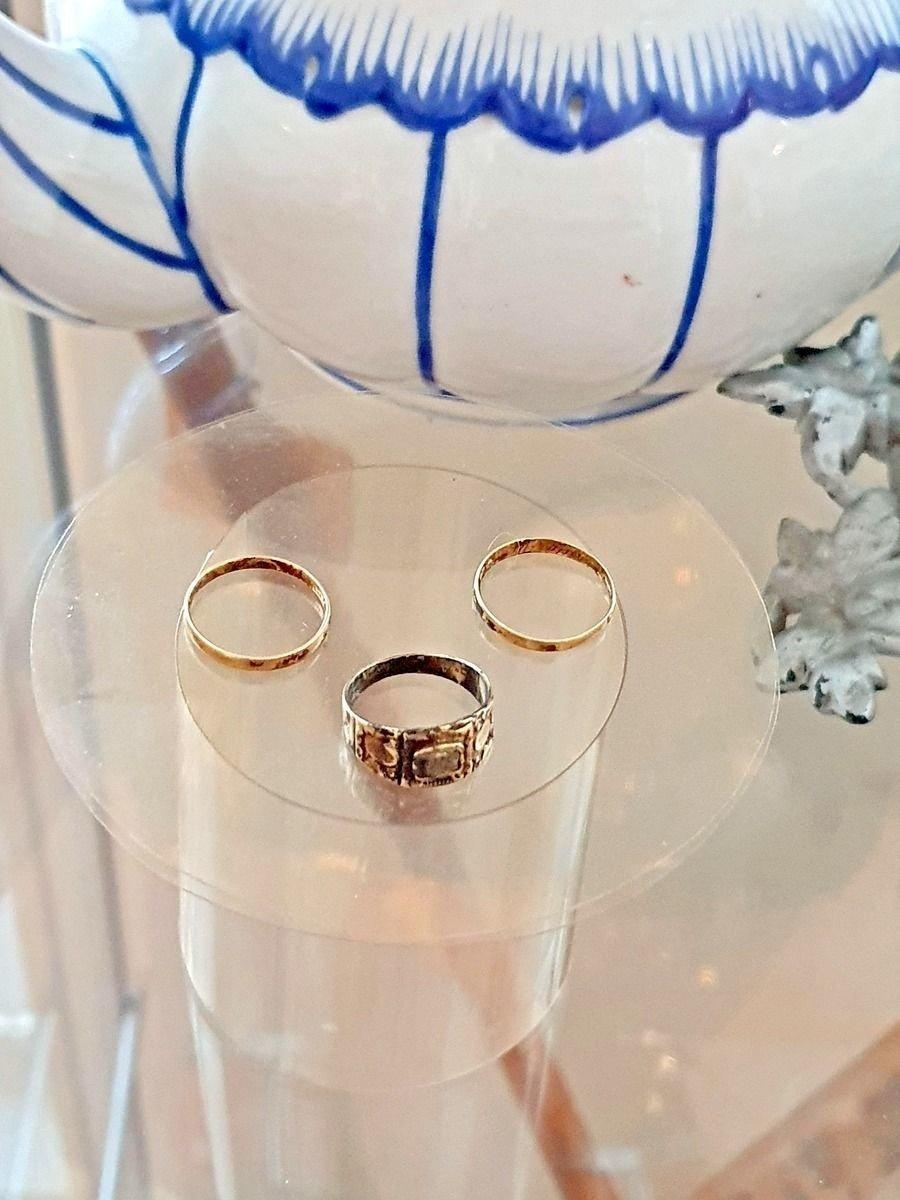 Zásnubné prstene básnika Tompu