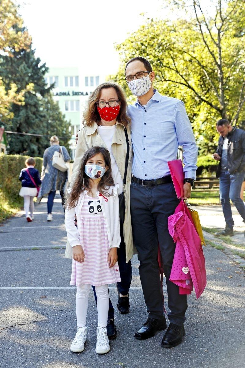 Zuzana (42) s dcérkou