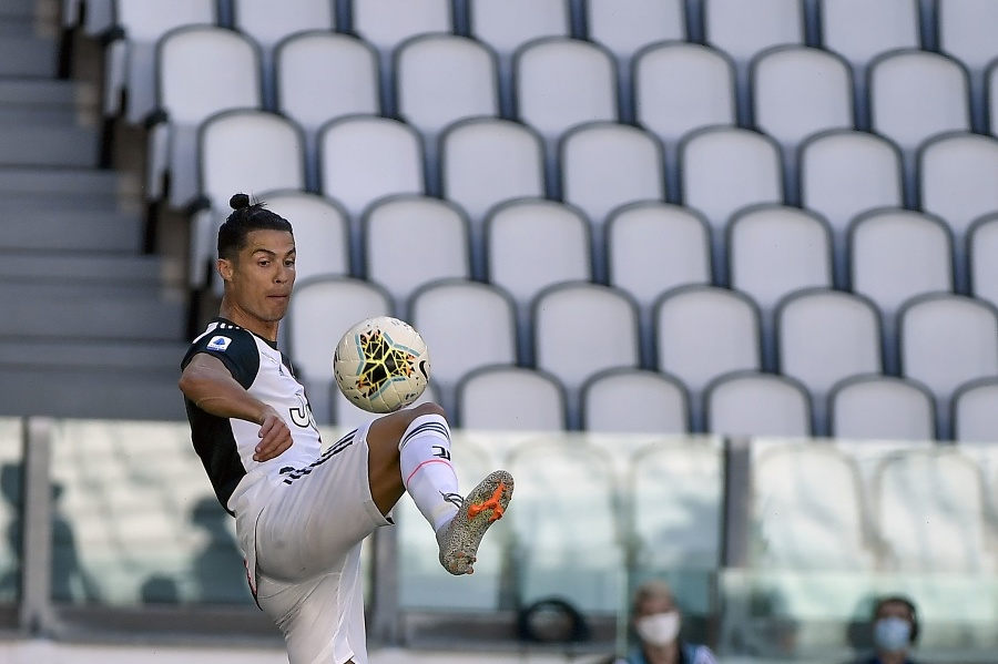 Ronaldo si po zisku