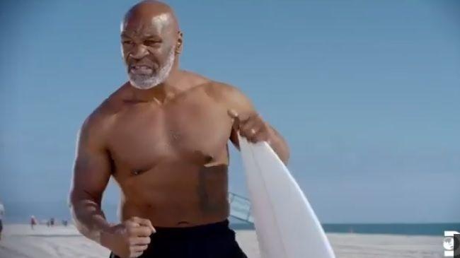 Mike Tyson číta horšie