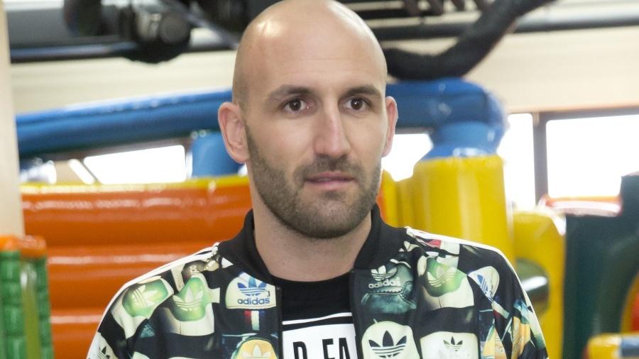 Futbalista Robo Vittek.