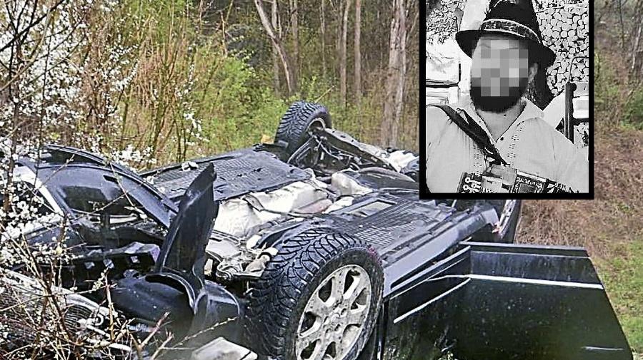 Tragická nehoda pri Nemeckej