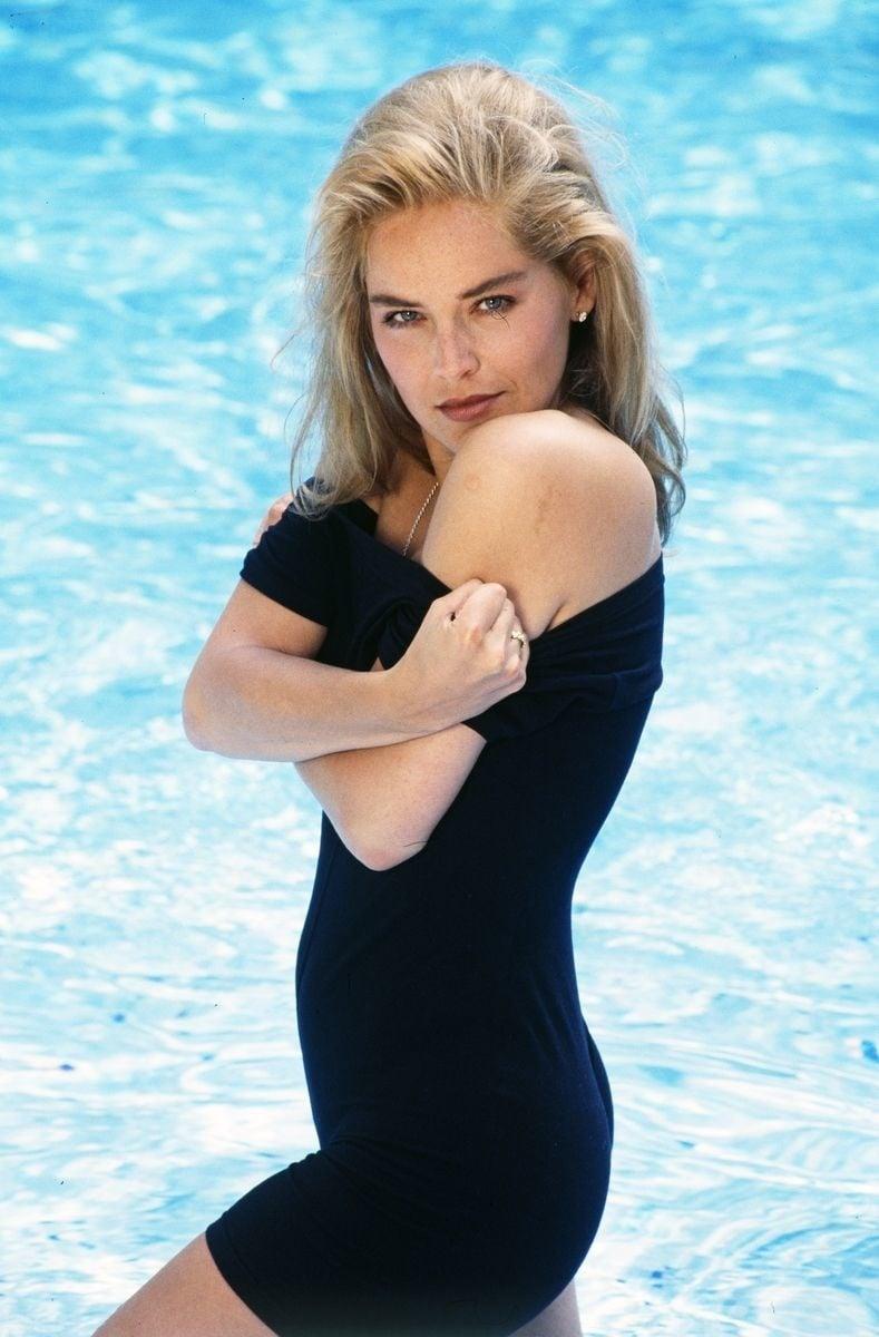 1990 - Sharon, keď