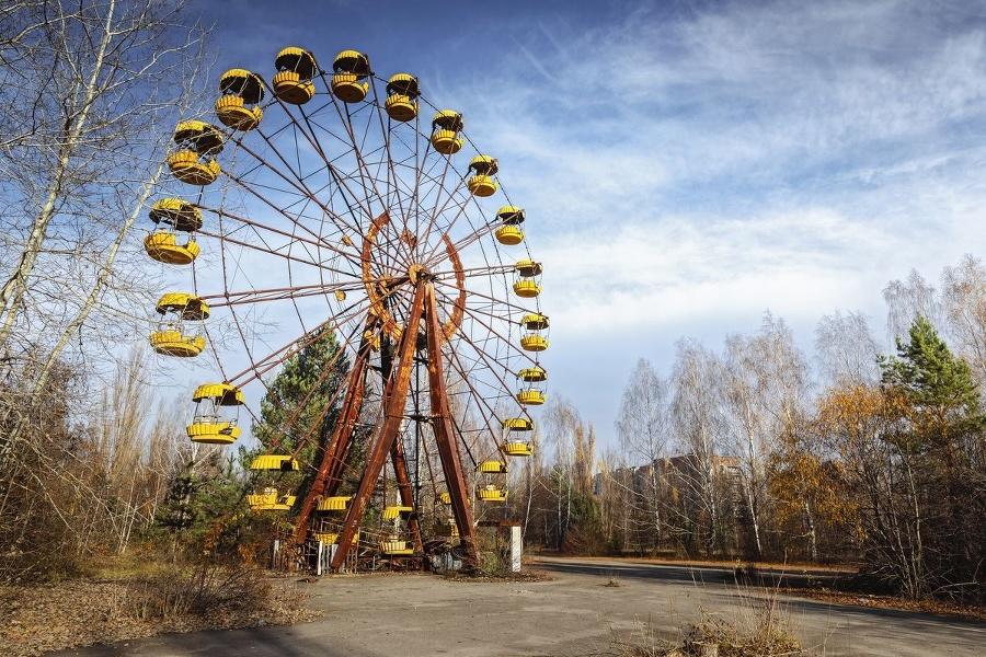 Lunapark v Pripjati: Zábavný