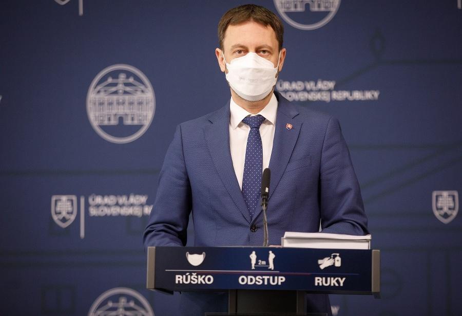 Predseda vlády SR Eduard