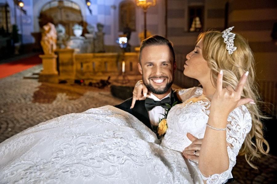 Po svadbe na zámku