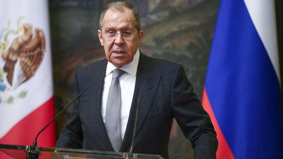 Ruský minister zahraničných vecí