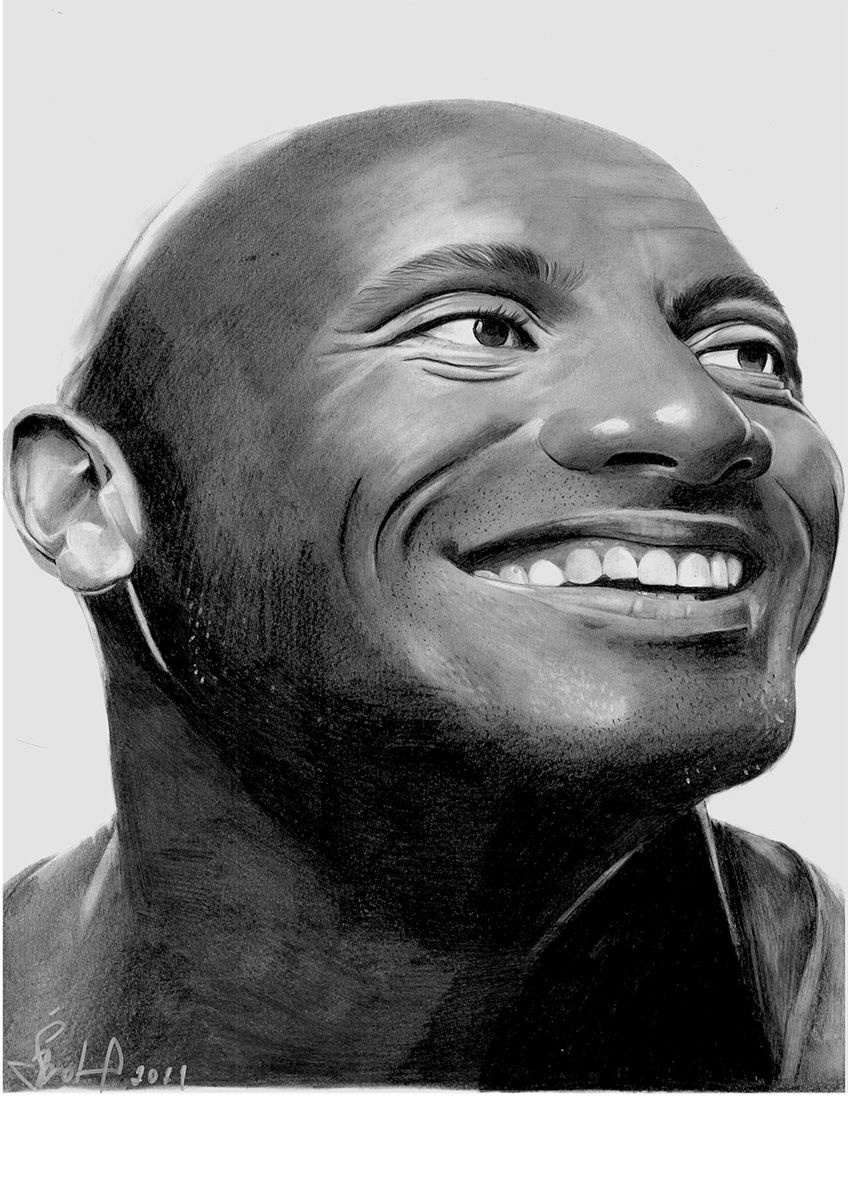 Dwayne Johnson (48) Na