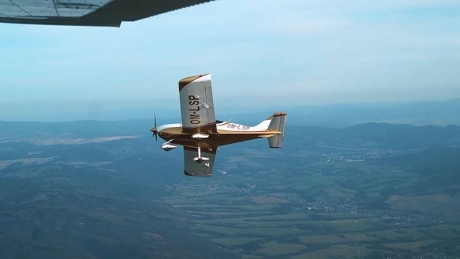 Zážitkový let: Let nad