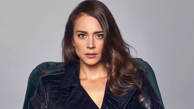 Herečka Gabriela Marcinková