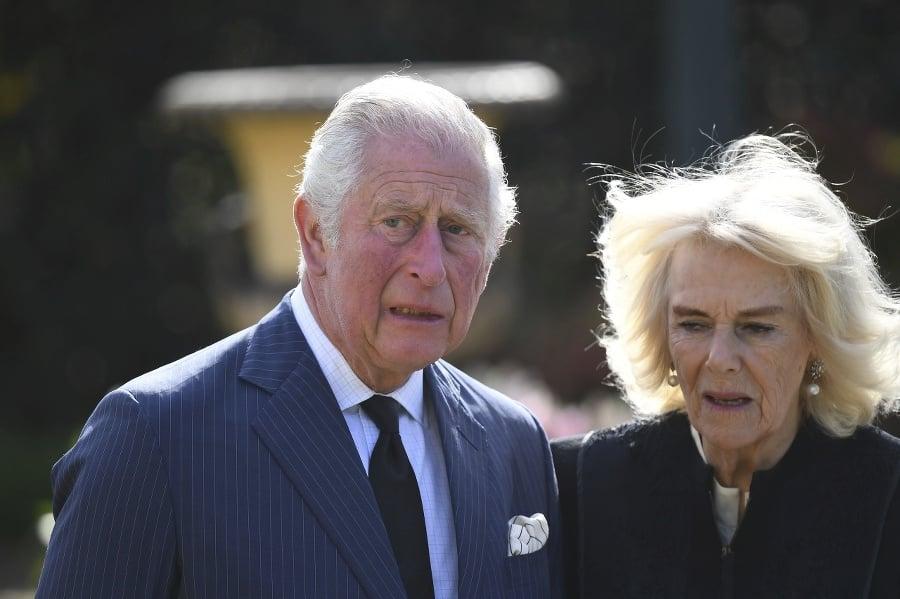 Charles a Camilla si