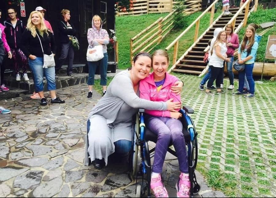 Ivana sa s Erikou