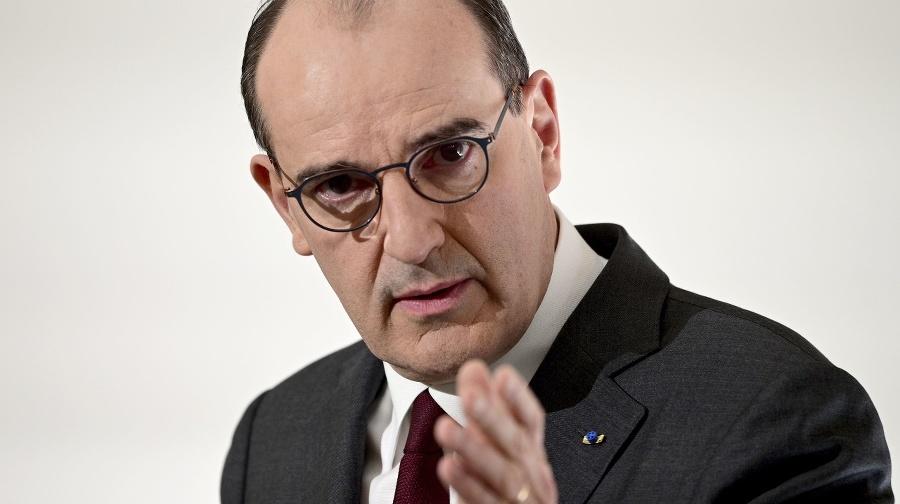 Francúzsky premiér Jean Castex