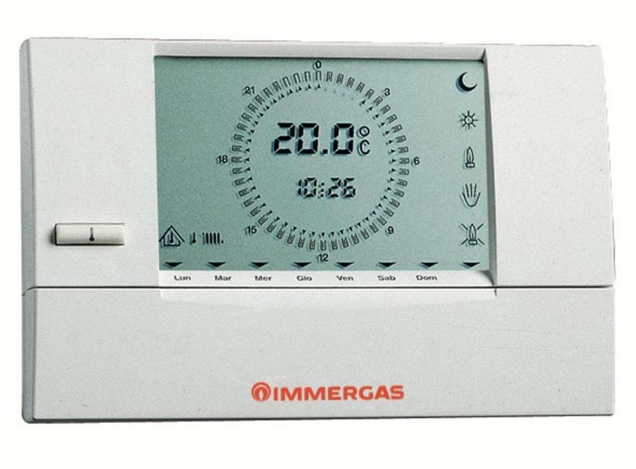 Digitálny termostat ku kondenzačnému