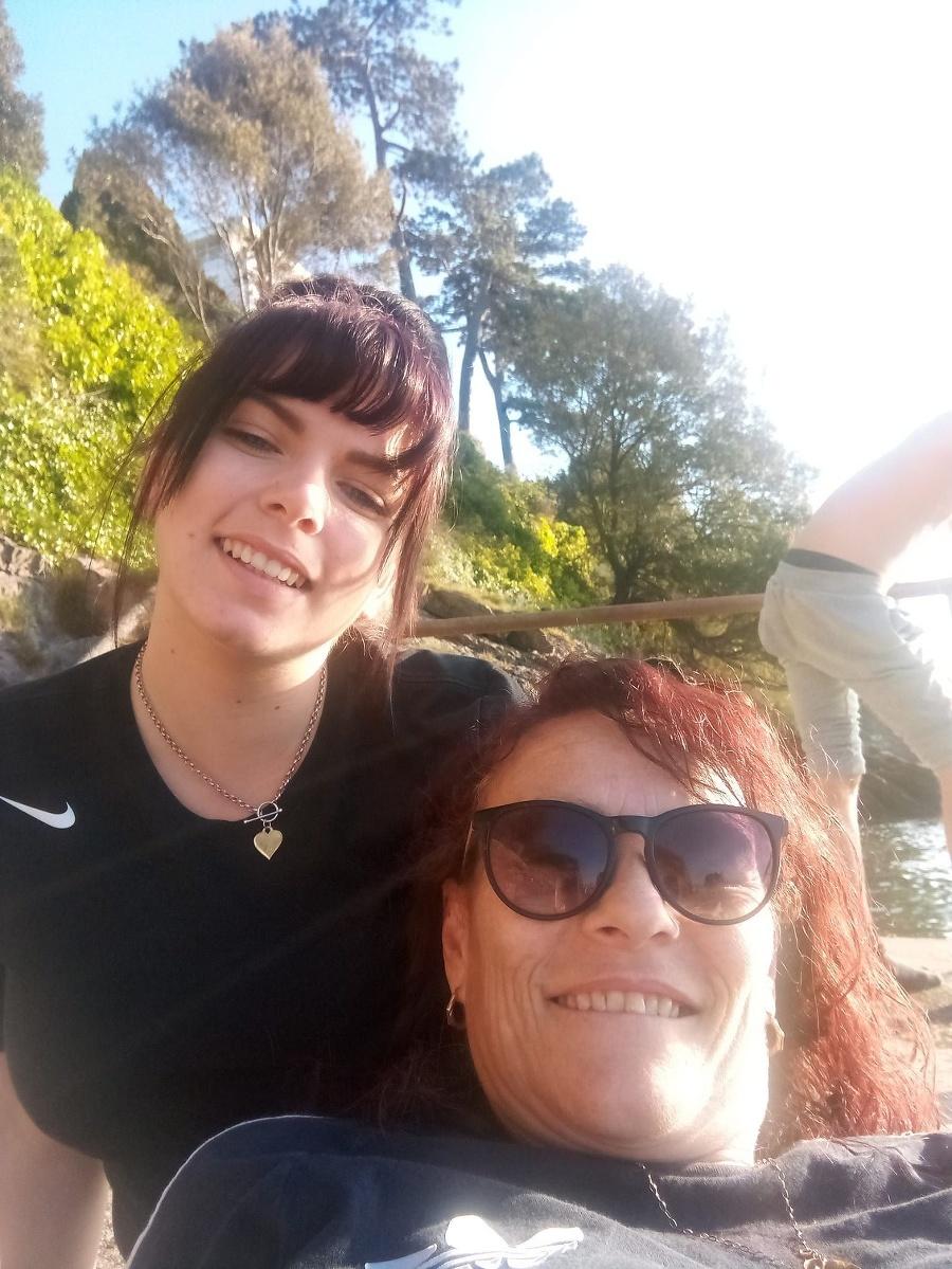 Mama Jeanette a dcéra